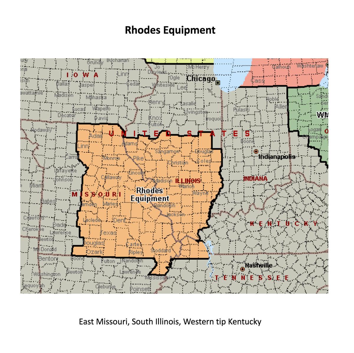 Rhodes Equipment