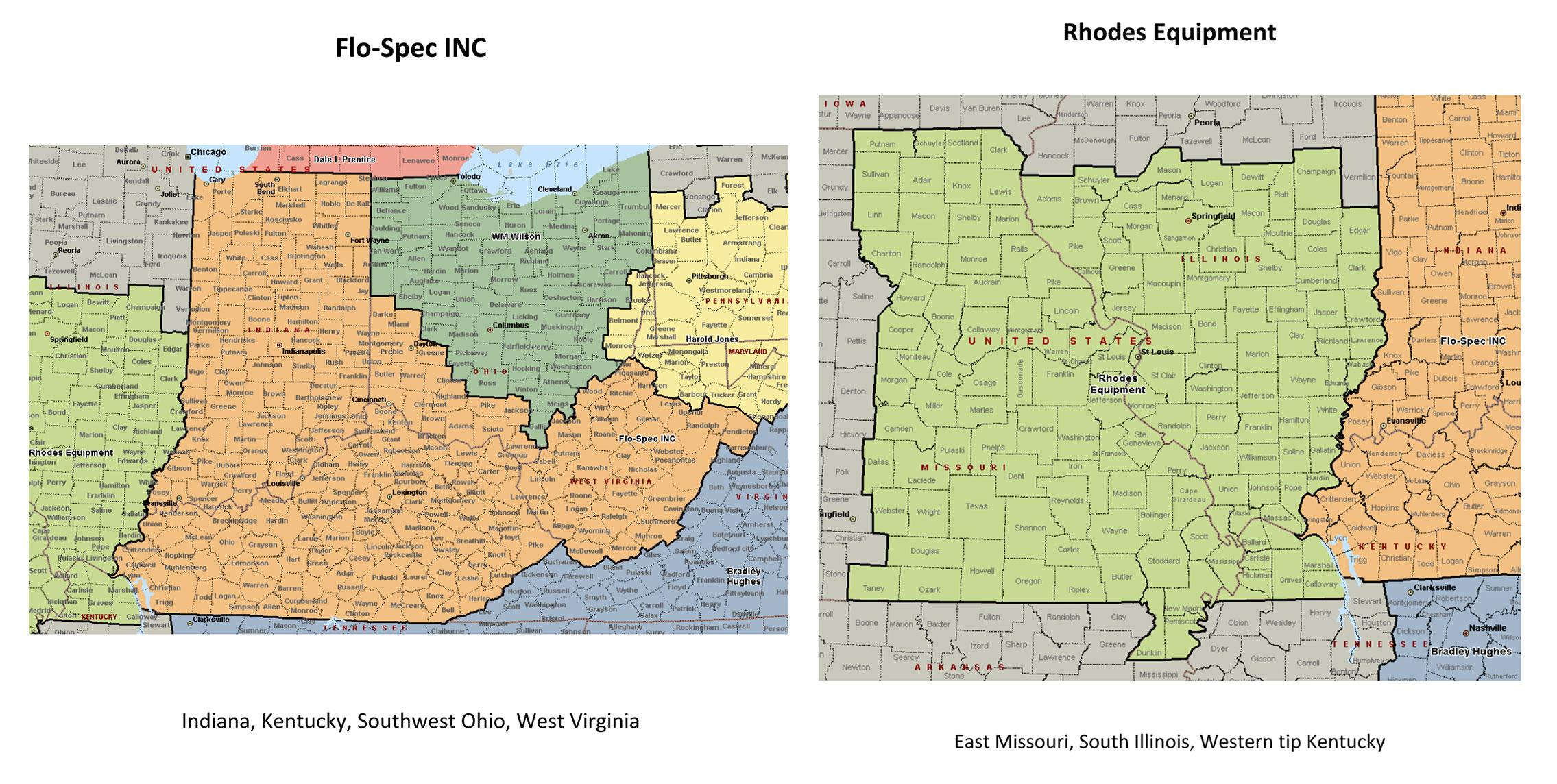 Adsco reps in Kentucky