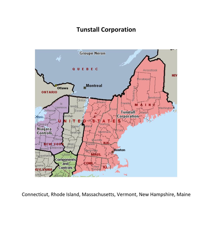 Tunstall Corporation