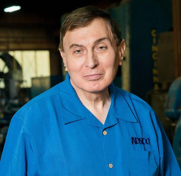 Ron Rusin, ADSCO